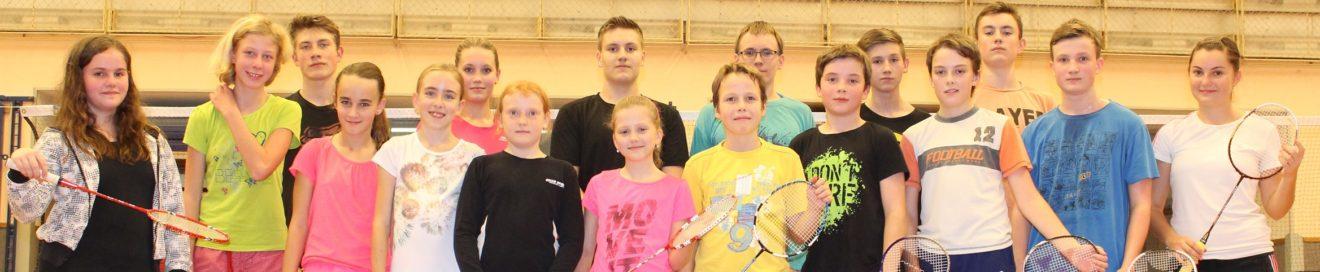 Sokol Poděbrady-badminton